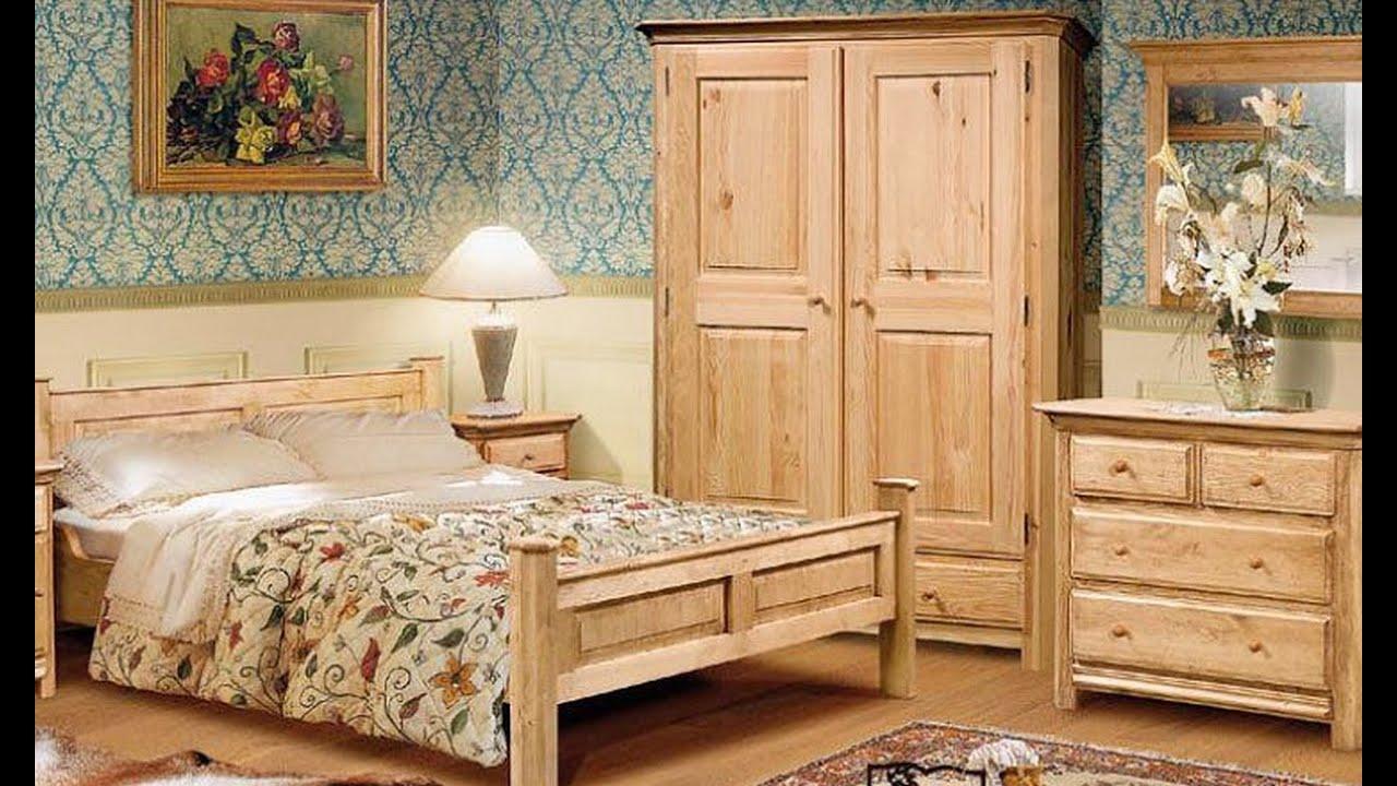 Качественная мебель из сосны