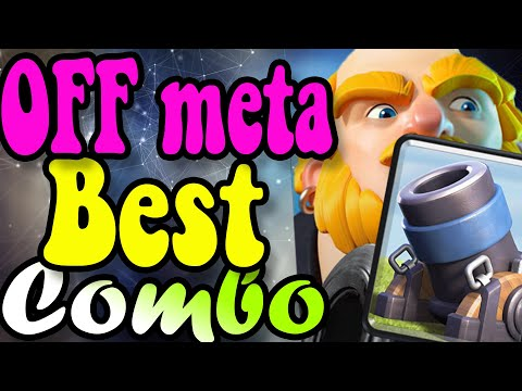 Mortar Royale Giant Elian  7400 Gemplays 👈Best Deck in Clash Royale