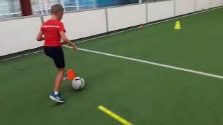 LENNY MEUNIER   ASPTG ELITE FOOTBALL   FIVE PERPIGNAN   S1 5