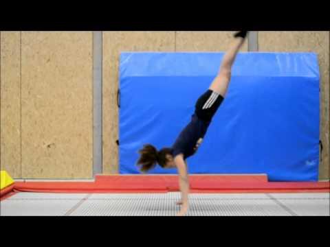 How To Do Jeager Gymnastics My Way