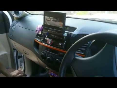 เครื่องเสียงรถยนต์โตโยต้า TRD10นิ้วแรงๆ