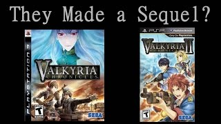 Valkyria Chronicles II (PSP) Review - They Made a Sequel?
