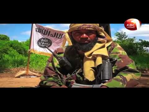 Terror suspect seeks to surrender to Kenyan forces