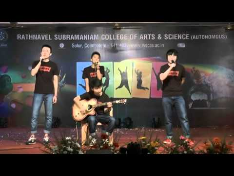 Chinese Song - NAAC Culturals
