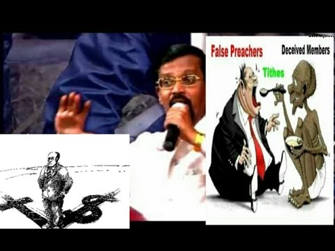 Beware of offering/Tithes(Must watch) - Bro. Vincent Selvakumar