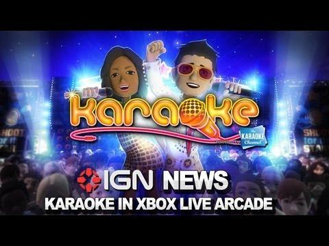 IGN News - Microsoft Bringing Karaoke to Xbox Live Arcade