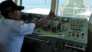 Tutorial kerja nahkoda kapal