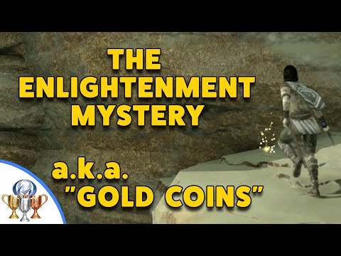 Shadow of the Colossus Mystery - 79 Coins or Enlightenments Collectibles? New Secrets, Colossus 17?