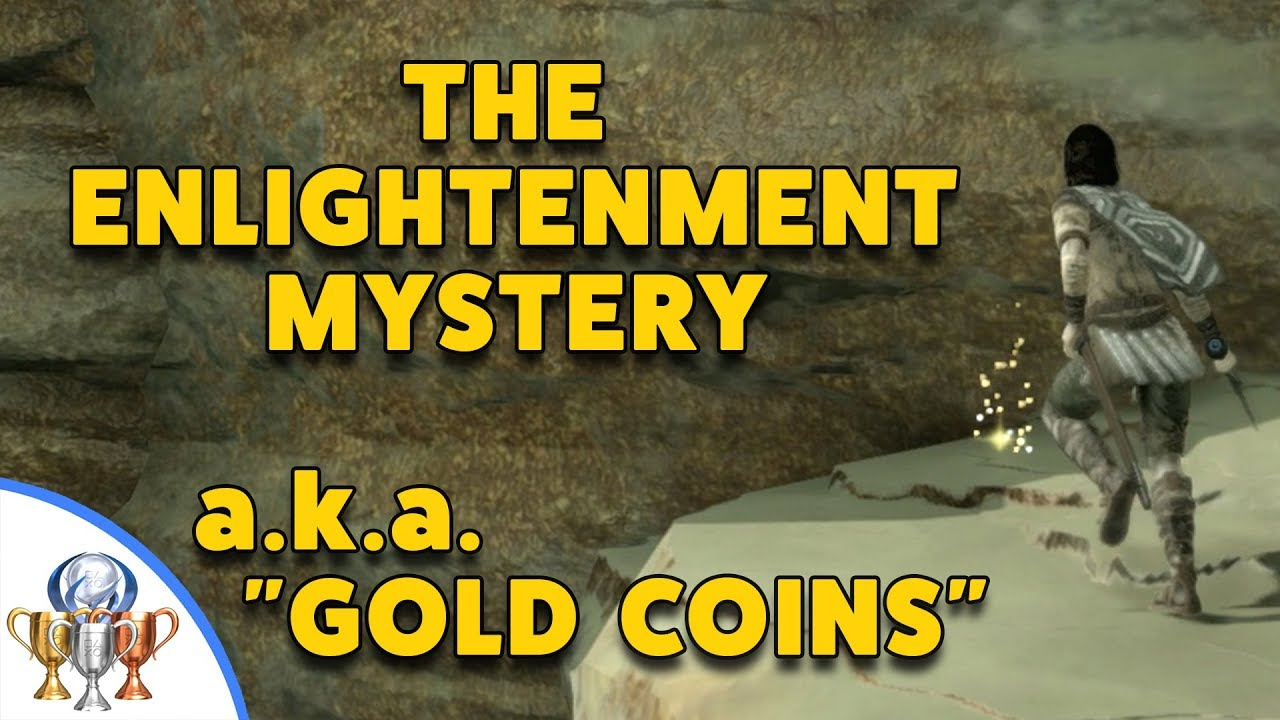 Shadow of the Colossus: how to find gold coins, or