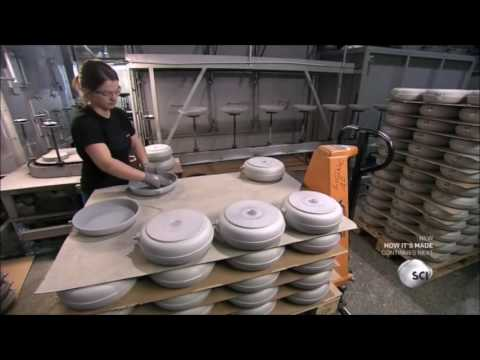 How It's Made - Frying Pans