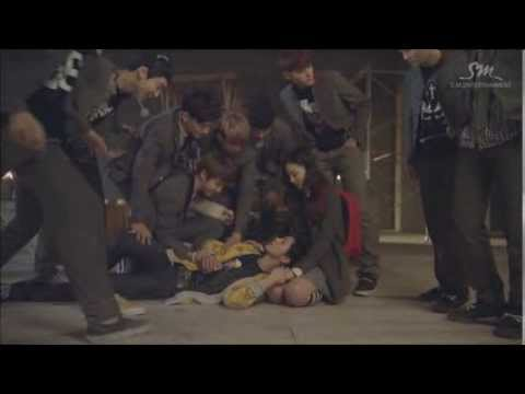 Full MV EXO  Lucky KOR Ver Music
