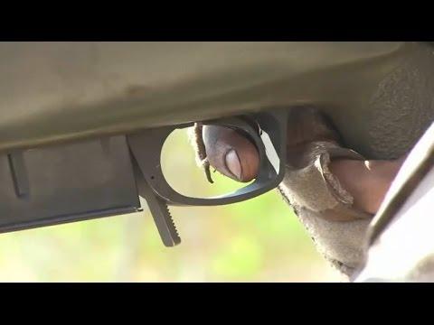 AUSTRALIA!  Marine Corps Scout Snipers, 1st Bn, 5th Marine Regiment!