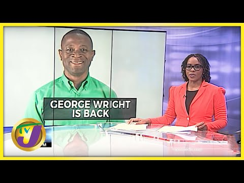 Fireworks as Embattled MP George Wright Returned to Parliament | TVJ News - June 22 2021