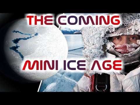 GSM: NASA and Mainstream Media Admit To The Coming Mini Ice