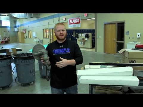 CTE Sioux Falls – Auto Body Repair Make Over Grant