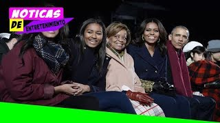 La simpática conversación de Michelle Obama con su madre tras los Grammy