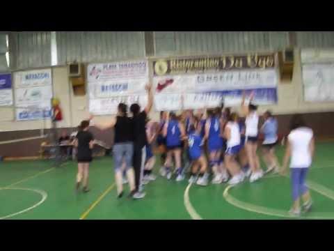 VOLLEY 88 CHIMERA AREZZO: SEMIFINALE CAMPIONATI NAZIONALI UNDER 14 UISP 2011