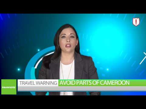 Cameroon Travel Warning