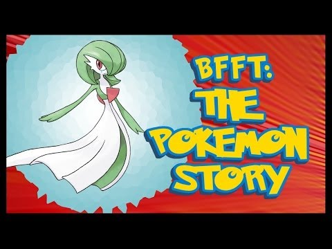 Bad Fanfiction Theater: The Pokemon Story