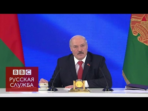 Лукашенко – России: зачем нас брать за горло?