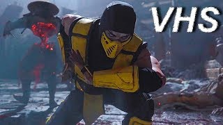 Mortal Kombat 11 - Трейлер TGA 2018 на русском - VHSник