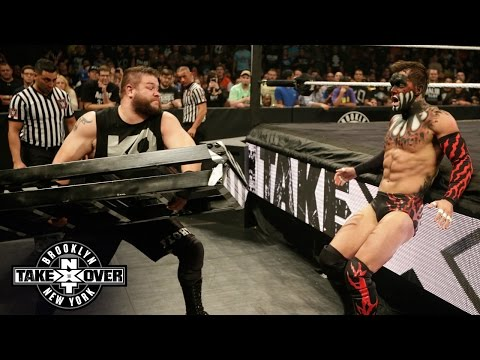 NXT TakeOver: Brooklyn in 60 Seconds