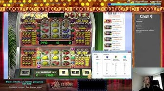 Mega Joker  Max Bet strategy (c) DimOk  Loki Casino 300 eur