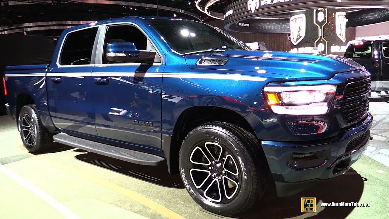 2019 Ram 1500 Limited Blue Interior Interior Design And Wallpaper