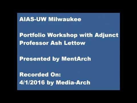 AIAS Portfolio Workshop