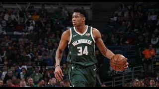 Highlights: Giannis Antetokounmpo Drops 33 Points vs Hawks | 3.17.18