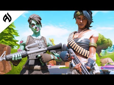 The Most *INSANE & UNDERRATED* Team In FORTNITE?!... (ARCANE TEAMTAGE 1)