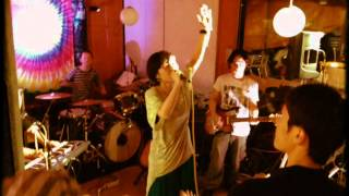 MAHINA APPLE BAND@gold beach lovers live 2012