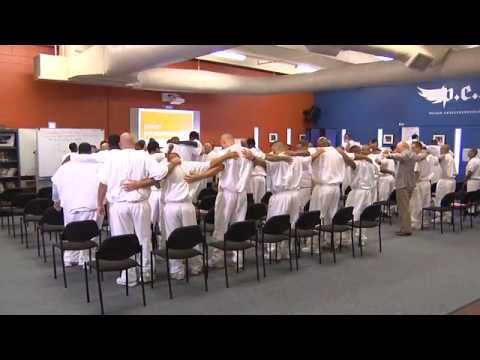 East Texas Treatment Facility Stomp Chant Competition