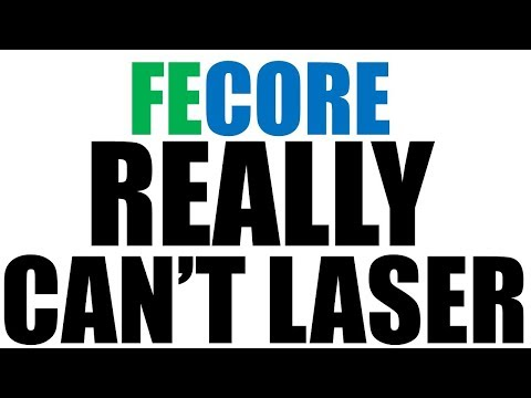 Flat Earth: FECore REALLY Can't Laser thumbnail
