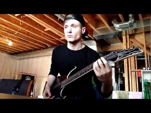 Bring Me the Horizon - Shadow Moses (Guitar Cover)