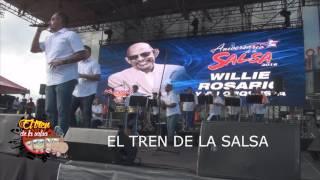 WILLIE ROSARIO EN EL ANIVERSARIO DE LA SALSA DE SALSOUL PONCE PUERTO RICO
