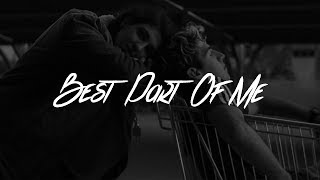 Gambar cover Ed Sheeran - Best Part Of Me (Lyrics) feat. YEBBA