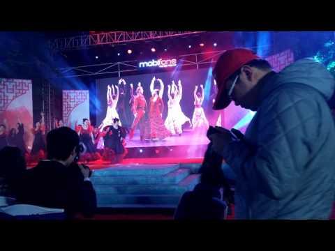 Vũ điệu đấu bò tót tây ban nha - Team Mobifone Lạng Sơn - Thái Nguyên
