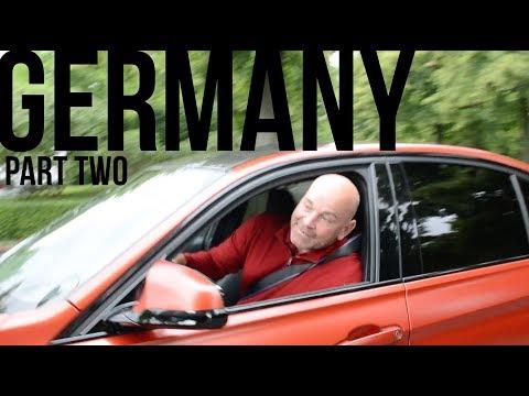 NLU Travel: Germany, Part II –Autobahn, TV production and Thomas Bjorn