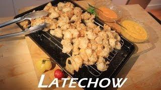 Spicy Popcorn Chicken (trinidad Moruga Scorpion) - Latechow: Episode 35