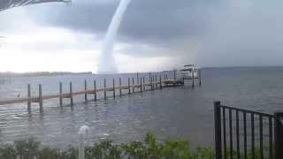 Water Spout Panama City Beach