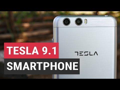 Testirali smo: Tesla 9.1 Smartphone
