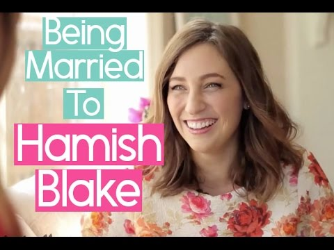 Zoe Foster Blake: Being married to Hamish Blake