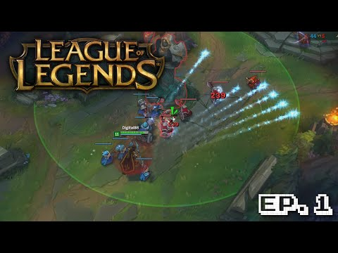 League of Legends - Ep. 1 - Ashe