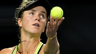 2016 Toray Pan Pacific Open Quarterfinals | Elina Svitolina vs Garbine Muguruza | WTA Highlights