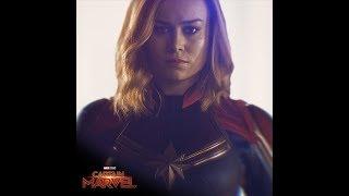 Marvel Studios' Captain Marvel   Monday Motivation: Becoming Captain Marvel