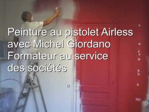 Devis 24h travaux peinture pistolet airless sans brouillard pistolage habitat - Peinture airless sans brouillard ...