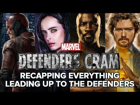 The Defenders CRAM! - A Recap Leading Up To The Netflix Premiere