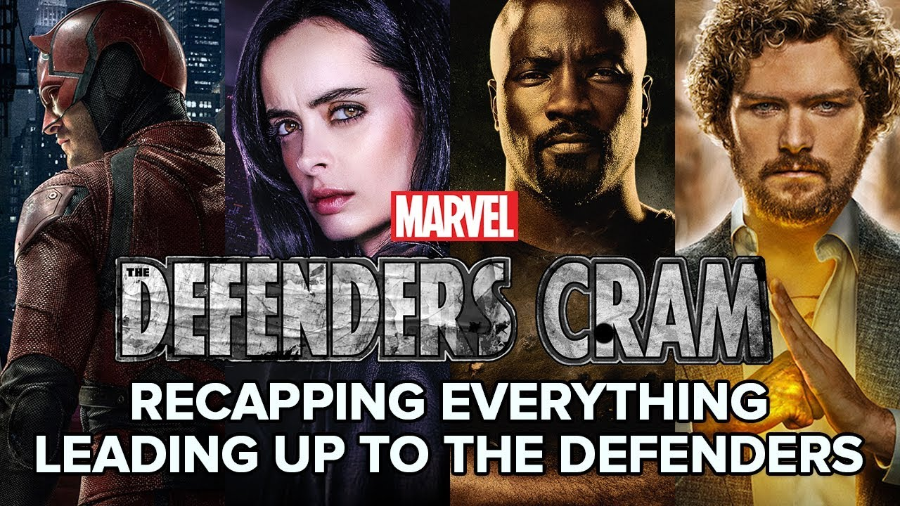The Defenders Recap: All Together Now
