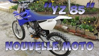 Test Yamaha Yz 85
